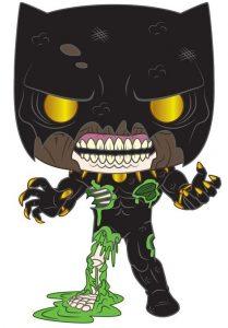 Funko POP de Black Panther Zombie - Los mejores FUNKO POP de Black Panther - Los mejores FUNKO POP de Pantera Negra - Funko POP de Marvel Comics - Los mejores FUNKO POP de los Vengadores