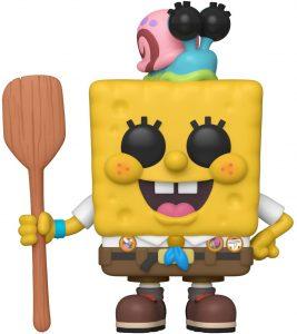Funko POP de Bob Esponja aventurero - Los mejores FUNKO POP de Bob Esponja - Spongebob - Los mejores FUNKO POP de series de dibujos animados