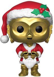 Funko POP de C-3PO de Navidad - Los mejores FUNKO POP de Navidad - Funko POP navideños - FUNKO POP Christmas