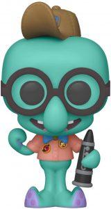 Funko POP de Calamardo aventurero - Los mejores FUNKO POP de Bob Esponja - Spongebob - Los mejores FUNKO POP de series de dibujos animados