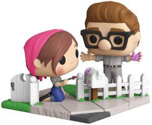 Funko POP de Carl y Ellie - Los mejores FUNKO POP de UP - FUNKO POP de Disney Pixar
