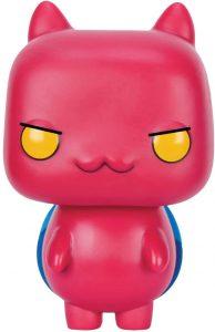 Funko POP de Catbug rojo - Los mejores FUNKO POP de Guerreros Valientes - Bravest Warriors - Los mejores FUNKO POP de series de dibujos animados