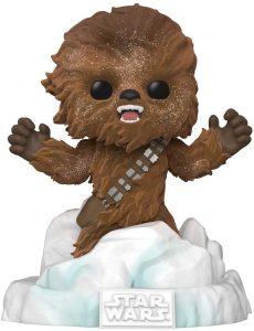 Funko POP de Chewbacca flocked exclusivo - Los mejores FUNKO POP de Chewbacca - Los mejores FUNKO POP de personajes de Star Wars