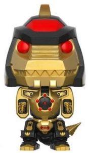 Funko POP de Dragonzord de 15 centímetros - Los mejores FUNKO POP de los Power Ranger - Funko POP de series de televisión