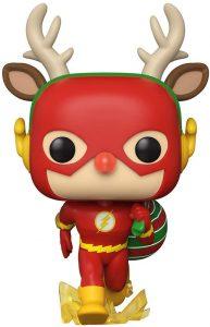 Funko POP de Flash de Navidad - Los mejores FUNKO POP de Navidad - Funko POP navideños - FUNKO POP Christmas
