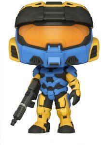 Funko POP de Halo Spartan mark VII - Los mejores FUNKO POP del Halo - Los mejores FUNKO POP de personajes de videojuegos y de series de TV de Netflix