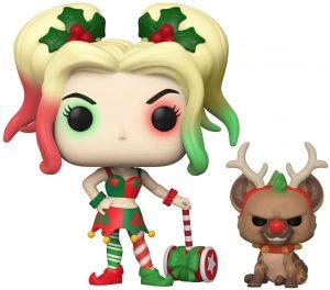 Funko POP de Harley Quinn de Navidad - Los mejores FUNKO POP de Navidad - Funko POP navideños - FUNKO POP Christmas