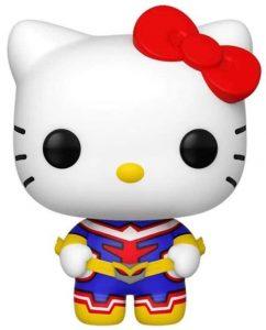 Funko POP de Hello Kitty All Might - Los mejores FUNKO POP de Hello Kitty - Los mejores FUNKO POP de series de dibujos animados, películas animadas