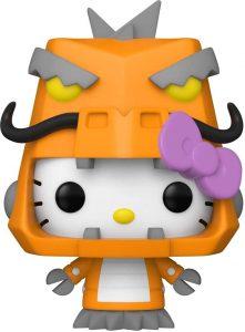 Funko POP de Hello Kitty Mecha - Los mejores FUNKO POP de Hello Kitty - Los mejores FUNKO POP de series de dibujos animados, películas animadas
