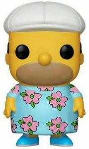 Funko POP de Homer Muumuu Gordo - Los mejores FUNKO POP de los Simpsons - Los mejores FUNKO POP de series de dibujos animados