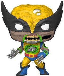 Funko POP de Lobezno Zombie - Los mejores FUNKO POP de Lobezno - Los mejores FUNKO POP de los X-Men - Funko POP de Marvel Comics - Los mejores FUNKO POP de los mutantes
