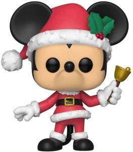 Funko POP de Mickey Mouse de Navidad Holiday - Los mejores FUNKO POP de Navidad - Funko POP navideños - FUNKO POP Christmas