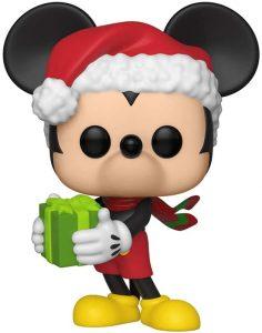 Funko POP de Mickey Mouse de Navidad - Los mejores FUNKO POP de Navidad - Funko POP navideños - FUNKO POP Christmas