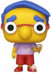 Funko POP de Milhouse de los Simpsons - Los mejores FUNKO POP de los Simpsons - Los mejores FUNKO POP de series de dibujos animados