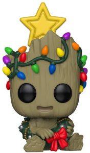 Funko POP de Mini Groot de Navidad - Los mejores FUNKO POP de Navidad - Funko POP navideños - FUNKO POP Christmas