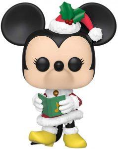 Funko POP de Minnie Mouse de Navidad Holiday - Los mejores FUNKO POP de Navidad - Funko POP navideños - FUNKO POP Christmas