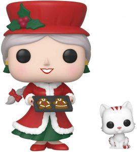 Funko POP de Mrs. Claus de Navidad - Los mejores FUNKO POP de Navidad - Funko POP navideños - FUNKO POP Christmas