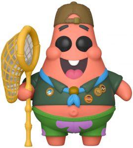 Funko POP de Patricio aventurero - Los mejores FUNKO POP de Bob Esponja - Spongebob - Los mejores FUNKO POP de series de dibujos animados