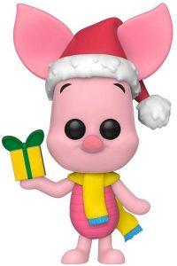 Funko POP de Piglet de Navidad - Los mejores FUNKO POP de Navidad - Funko POP navideños - FUNKO POP Christmas