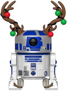 Funko POP de R2-D2 de Navidad - Los mejores FUNKO POP de Navidad - Funko POP navideños - FUNKO POP Christmas