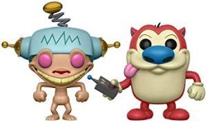 Funko POP de Ren y Stimpy exclusivo - Los mejores FUNKO POP de Ren y Stimpy - Los mejores FUNKO POP de series de dibujos animados