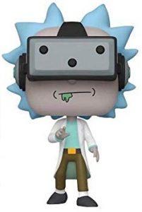 Funko POP de Rick Gamer - Los mejores FUNKO POP de Rick y Morty - Los mejores FUNKO POP de series de dibujos animados