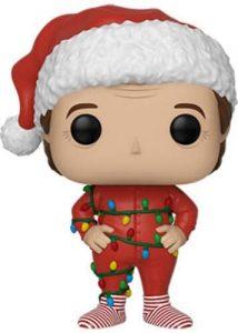 Funko POP de Santa Claus con luces de Navidad - Los mejores FUNKO POP de Navidad - Funko POP navideños - FUNKO POP Christmas