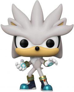 Funko POP de Silver 30 aniversario - Los mejores FUNKO POP del Sonic - Los mejores FUNKO POP de personajes de videojuegos
