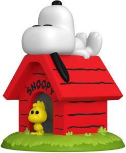 Funko POP de Snoopy con caseta de perro - Los mejores FUNKO POP de Snoopy - Los mejores FUNKO POP de series de dibujos animados