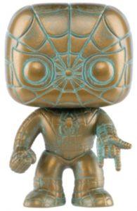 Funko POP de Spiderman patina - Los mejores FUNKO POP de Spiderman - Los mejores FUNKO POP del Spiderverse - Funko POP de Marvel Comics - Los mejores FUNKO POP de los Vengadores