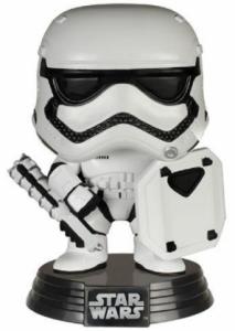 Funko POP de Stormtrooper de asalto con escudo - Los mejores FUNKO POP de Stormtroopers - Los mejores FUNKO POP de personajes de Star Wars