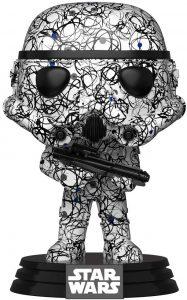 Funko POP de Stormtrooper diseño 2020 - Los mejores FUNKO POP de Stormtroopers - Los mejores FUNKO POP de personajes de Star Wars
