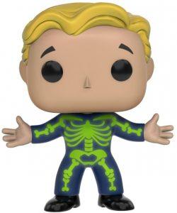 Funko POP de Vault Boy Adamantium Esqueleto de Fallout - Los mejores FUNKO POP de Fallout - Los mejores FUNKO POP de personajes de videojuegos