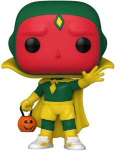 Funko POP de Visión de Halloween en Wandavision - Los mejores FUNKO POP de Visión - Funko POP de Marvel Comics