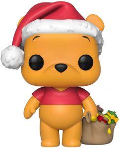 Funko POP de Winnie de Pooh de Navidad - Los mejores FUNKO POP de Navidad - Funko POP navideños - FUNKO POP Christmas