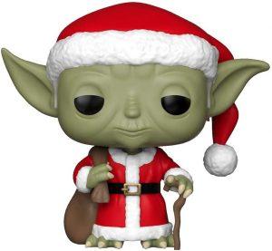 Funko POP de Yoda de Navidad - Los mejores FUNKO POP de Navidad - Funko POP navideños - FUNKO POP Christmas