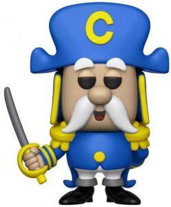 Funko POP del Capitán Crunch - Los mejores FUNKO POP de Cap'n Crunch - Los mejores FUNKO POP de marcas comerciales