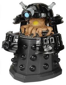 Funko POP del Evolving Dalek Sec - Los mejores FUNKO POP de Doctor Who - Funko POP de series de televisión
