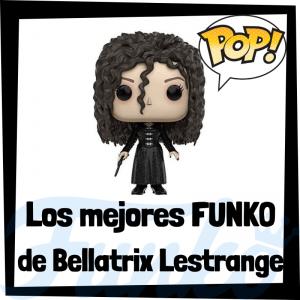 Los mejores FUNKO POP de Bellatrix Lestrange de Harry Potter - muñecos FUNKO POP de Harry Potter