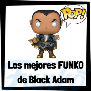 Los mejores FUNKO POP de Black Adam - Funko POP de personajes de DC - Funko POP del personajes de Raven de DC