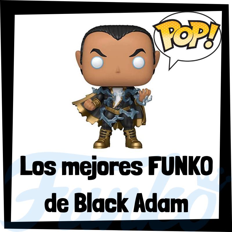 Los mejores FUNKO POP de Black Adam