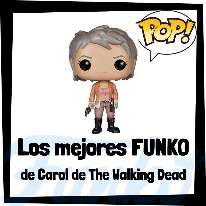 Los mejores FUNKO POP de Carol de The Walking Dead