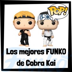 Los mejores FUNKO POP de Cobra Kai - Los mejores FUNKO POP de personajes de Cobra Kai - Funko POP de series de televisión