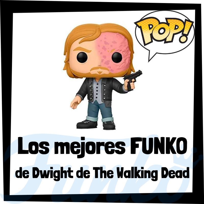 Los mejores FUNKO POP de Dwight de The Walking Dead