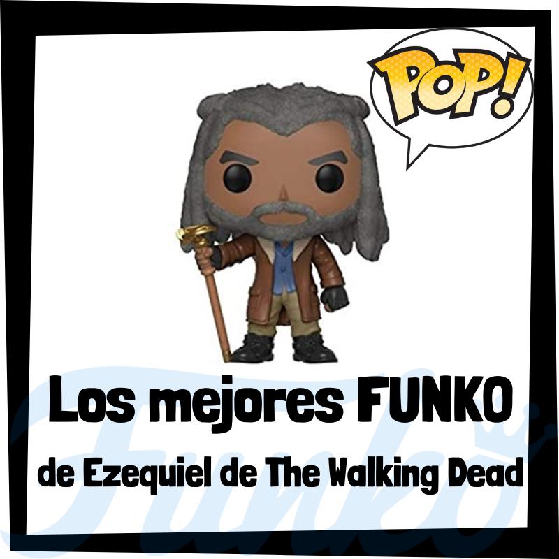 Los mejores FUNKO POP de Ezequiel de The Walking Dead