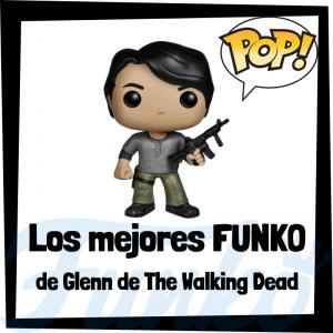 Los mejores FUNKO POP de Glenn de The Walking Dead