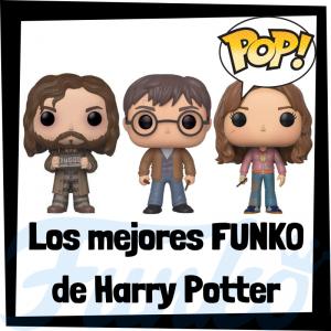Los mejores FUNKO POP de Harry Potter - Muñecos FUNKO POP de la saga de Harry Potter - FUNKO POP de películas