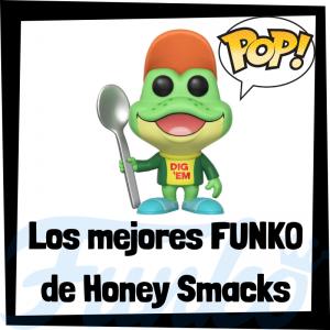 Los mejores FUNKO POP de Honey Smacks - Funko POP de marcas y anuncios de televisión