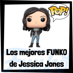 Los mejores FUNKO POP de Jessica Jones - Funko POP de The Defenders - Funko POP de personajes de Marvel