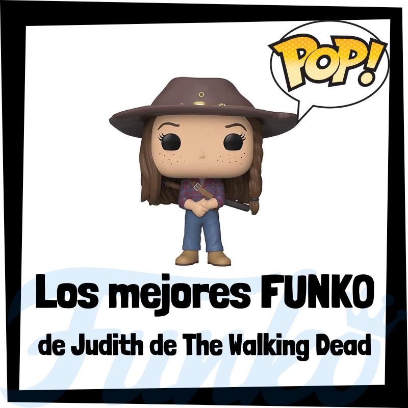 Los mejores FUNKO POP de Judith Grimes de The Walking Dead